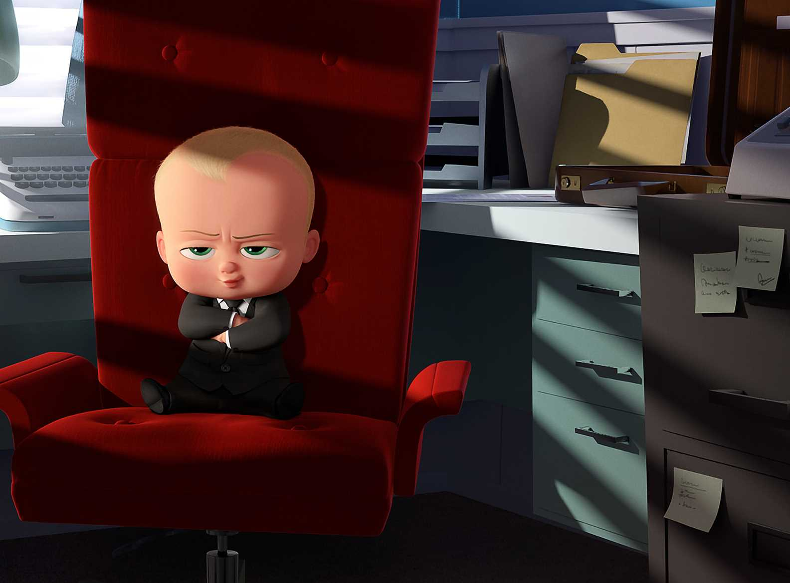the boss baby book pdf