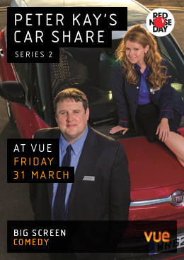 Peter Kay's Car Share: A Second Series Celebration