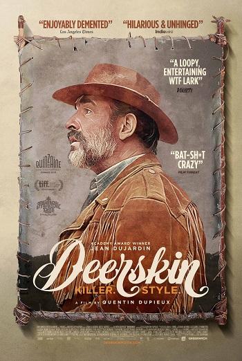 Film poster for: Deerskin