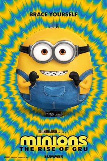 Minions 2: The Rise Of Gru