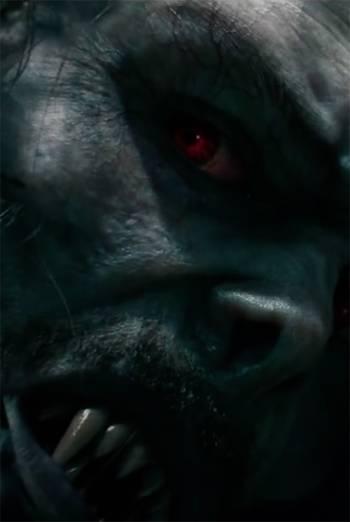 Film poster for: Morbius