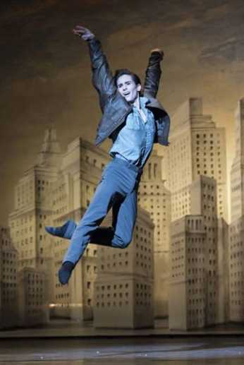 The Royal Ballet: Bernstein Triple Bill