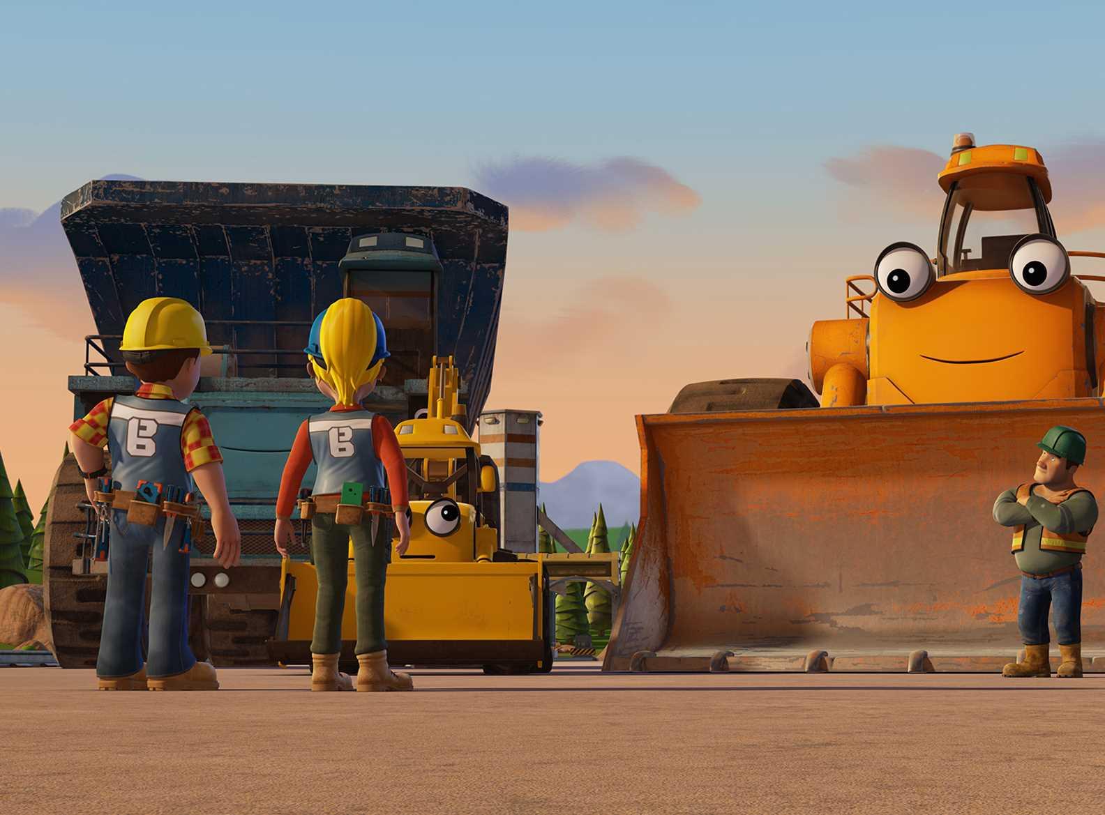 Bob the Builder: Mega Machines | Book tickets | Vue Cinemas