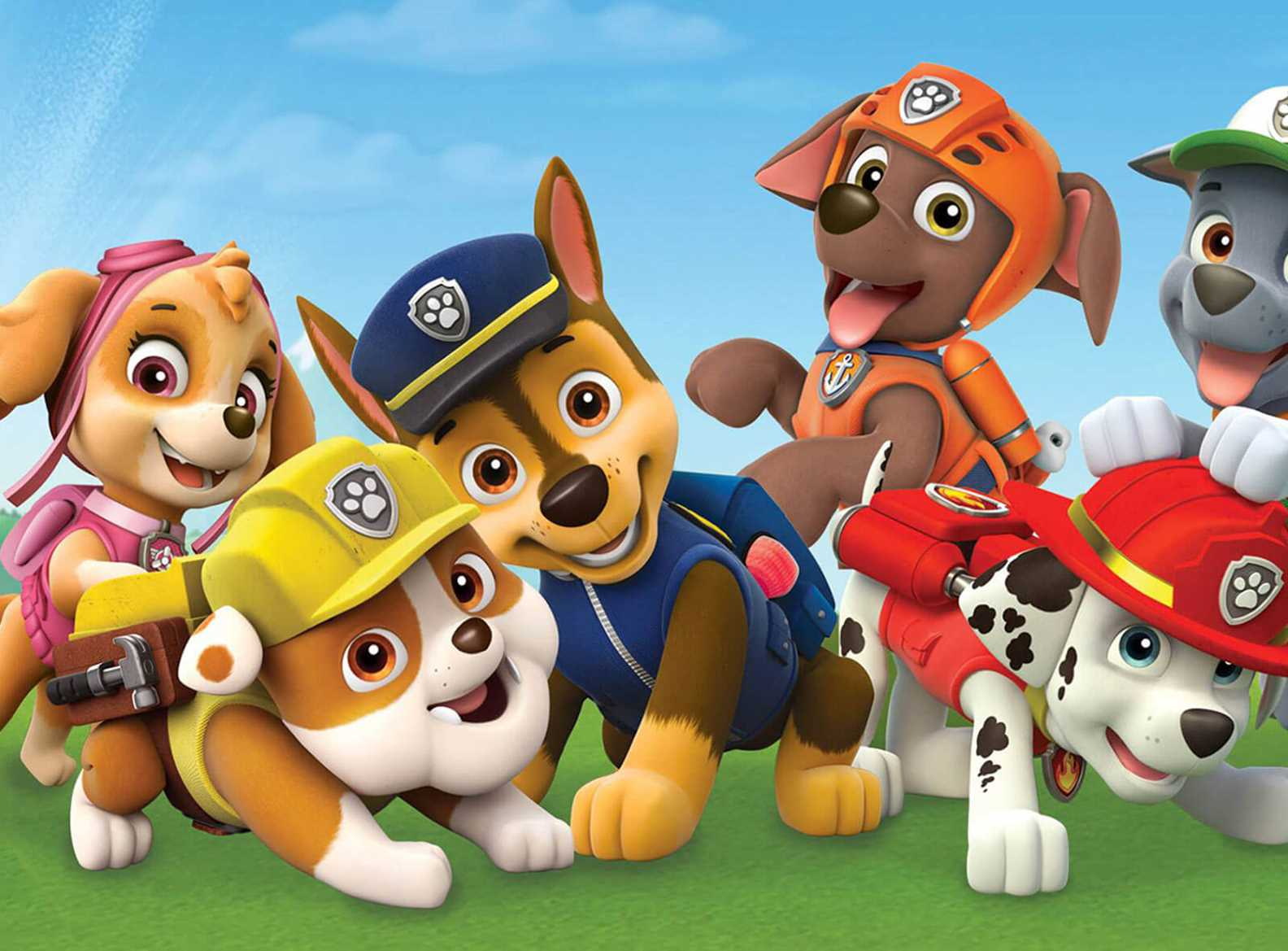 Watch Paw Patrol Mighty Pups at Vue Cinema | Book Tickets Online