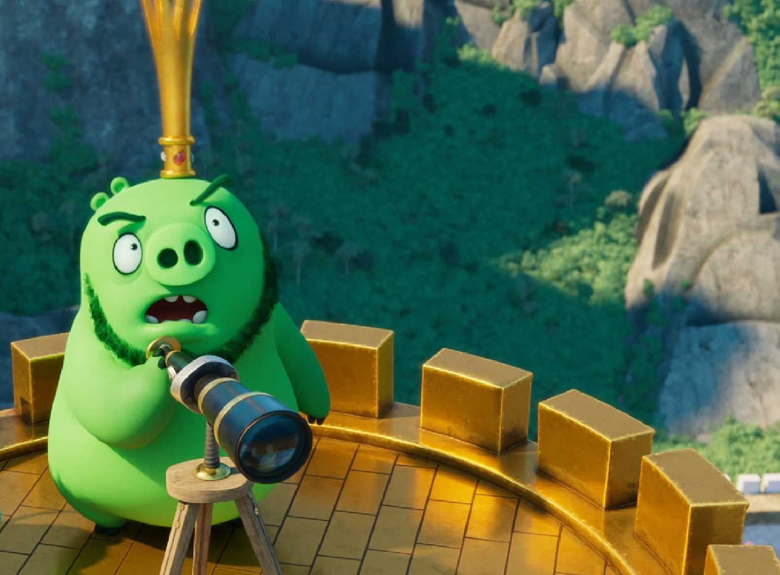 Watch Angry Birds 2 at Vue Cinema | Book Tickets Online