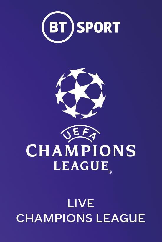 Film poster for: UEFA Champions League 2021: Juventus v Chelsea