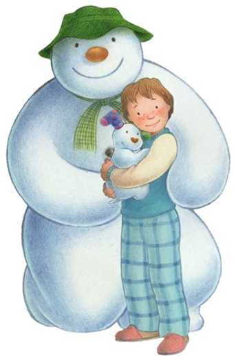 The Snowman + The Snowman and the Snowdog