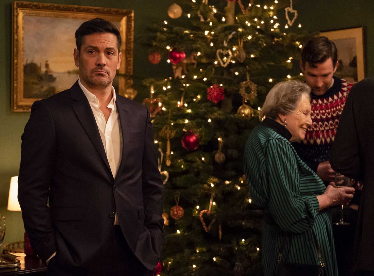Surviving Christmas.Watch Surviving Christmas With The Relatives At Vue Cinema