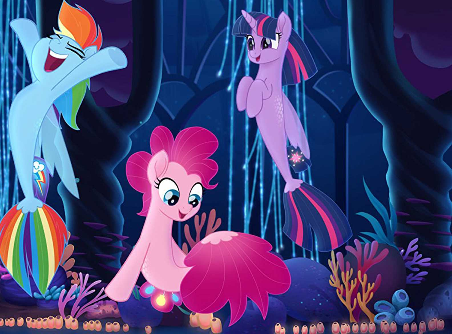 My Little Pony: The Movie | Book Online at Vue Cinemas