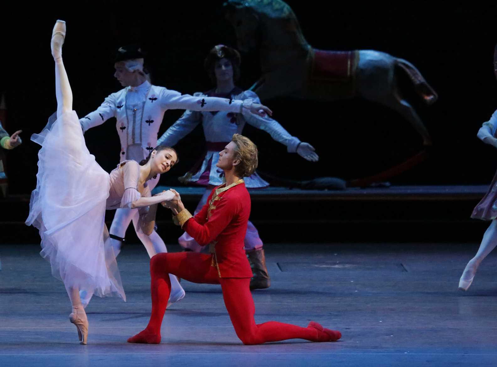 Bolshoi Ballet The Nutcracker Live Book Tickets At Vue Cinemas
