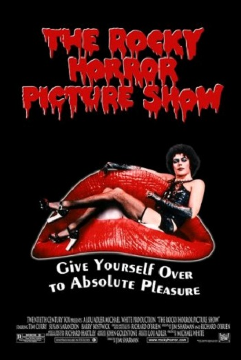 Film poster for: The Rocky Horror Picture Show (1975)
