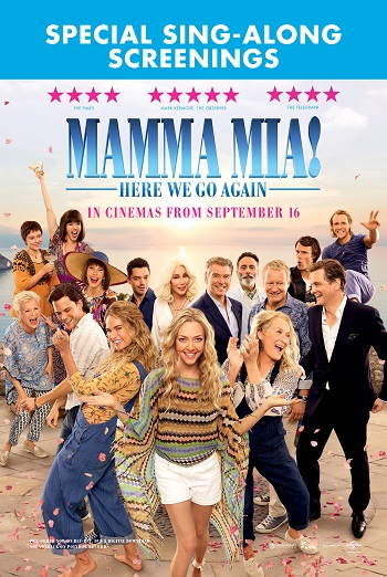 Mamma Mia: Here We Go Again! Sing-Along