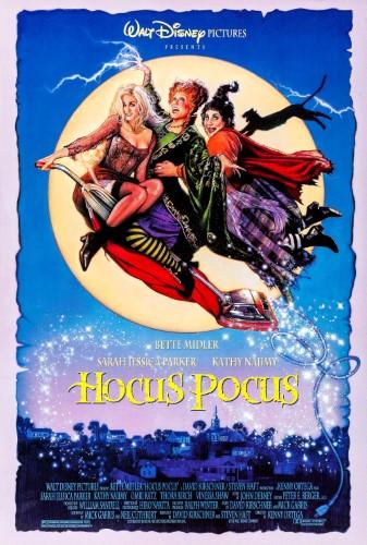 Film poster for: Hocus Pocus