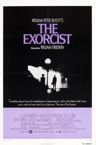 Film poster for: The Exorcist
