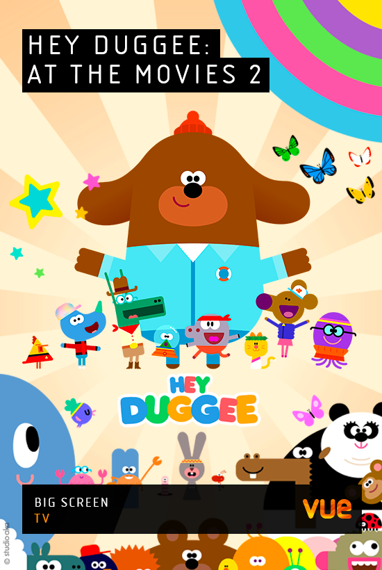 Film poster for: Hey Duggee at the Movies 2