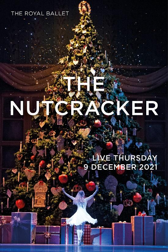 Film poster for: The Royal Ballet: Nutcracker (2021)