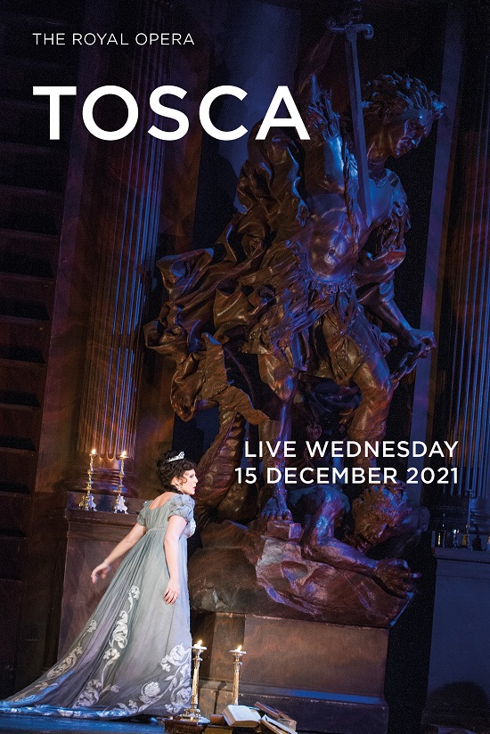 Film poster for: The Royal Opera: Tosca (2021)
