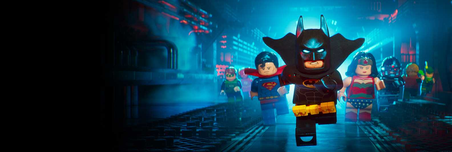 Family Films - Lego Batman